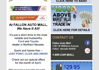 Fallon Auto Mall