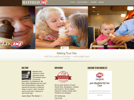 Mayfield Dairy Queen