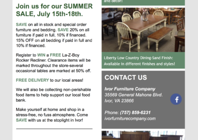 Ivor Furniture